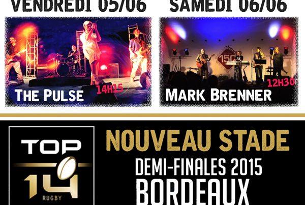 the pulse demi-finale de rugby au stade de bordeaux 2015