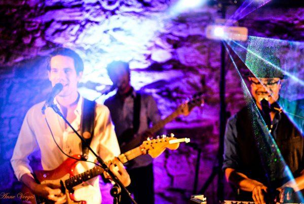 Concert au Chateau Canet